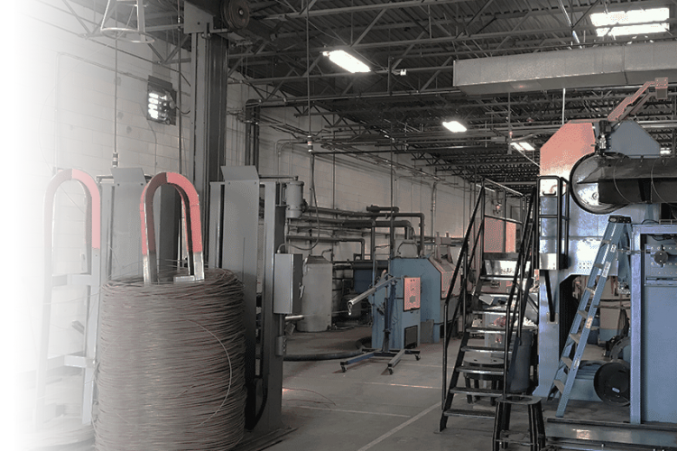 Wire Manufacturing Plant